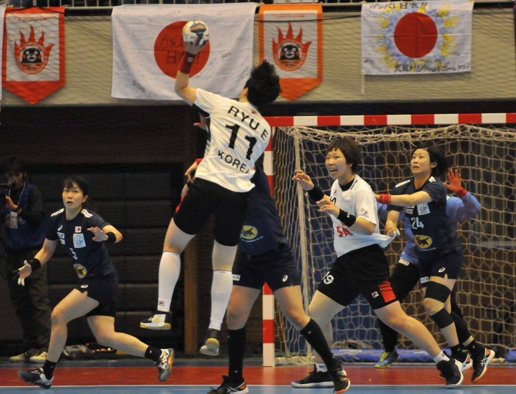 South Korea win title at Asian Women's Handball Championships for fourth consecutive time