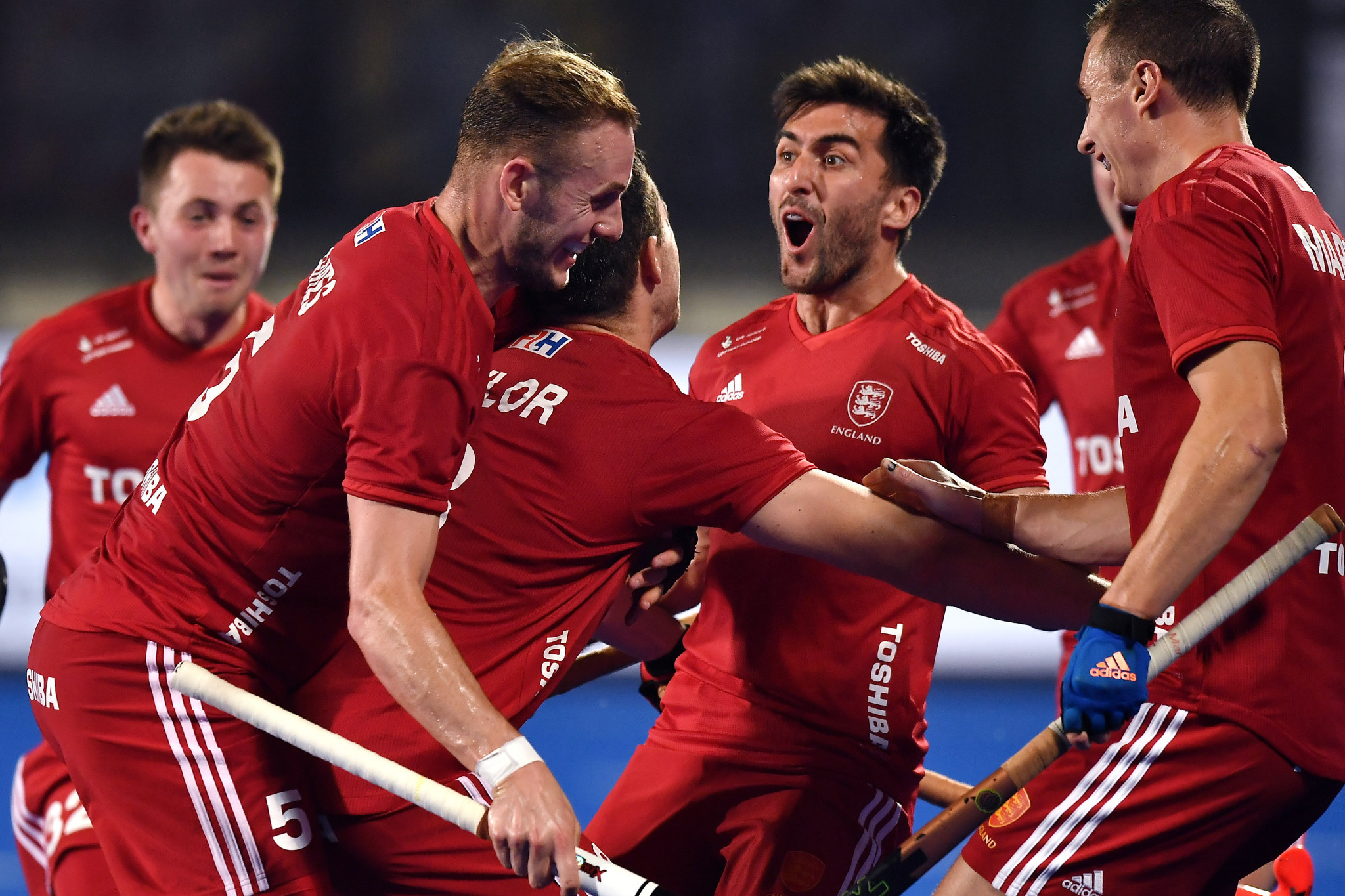 England and France advance to quarter-finals at FIH Men's Hockey World Cup