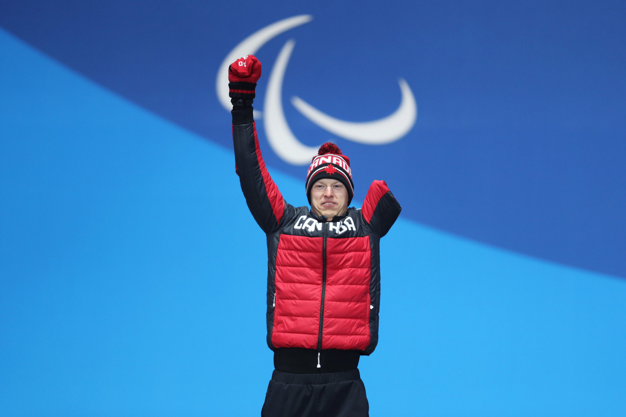 Canada's Mark Arendz, who won six medals at the 2018 Pyeongchang Winter Games, has spoken of his excitement for the upcoming season ©Getty Images