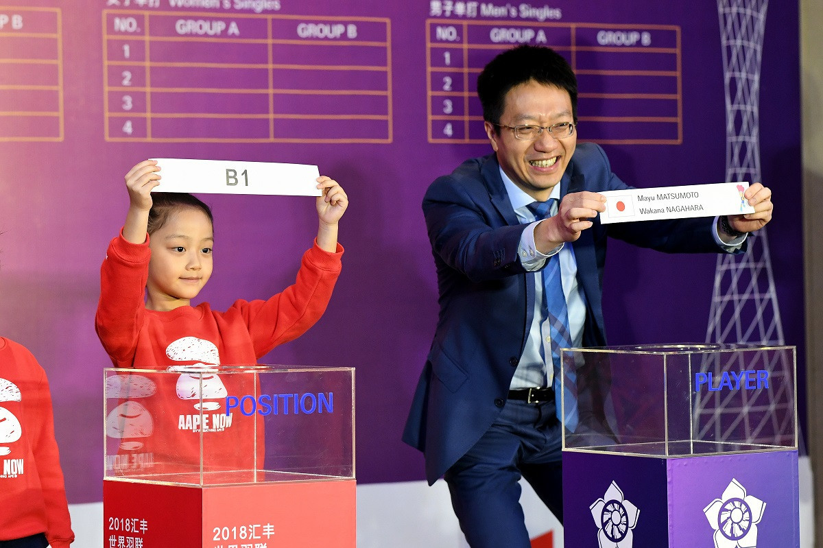 Guangzhou ready to host 2018 BWF World Tour Finals
