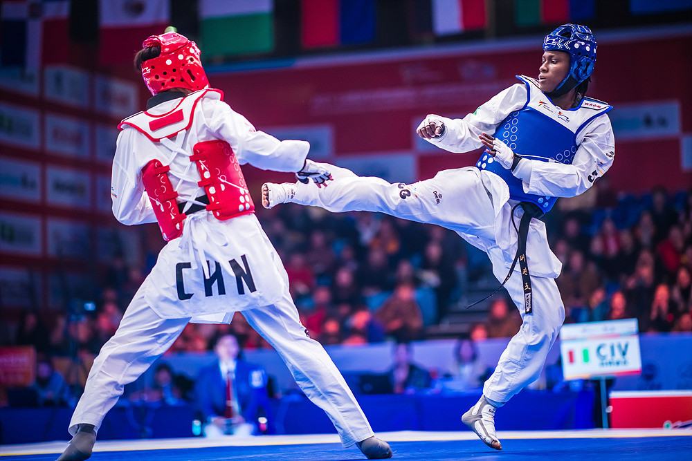 Top talent gathers in Wuxi for World Taekwondo Grand Slam Champions Series