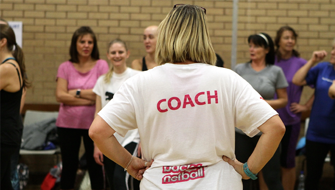 England Netball announce new coaching and officiating strategies