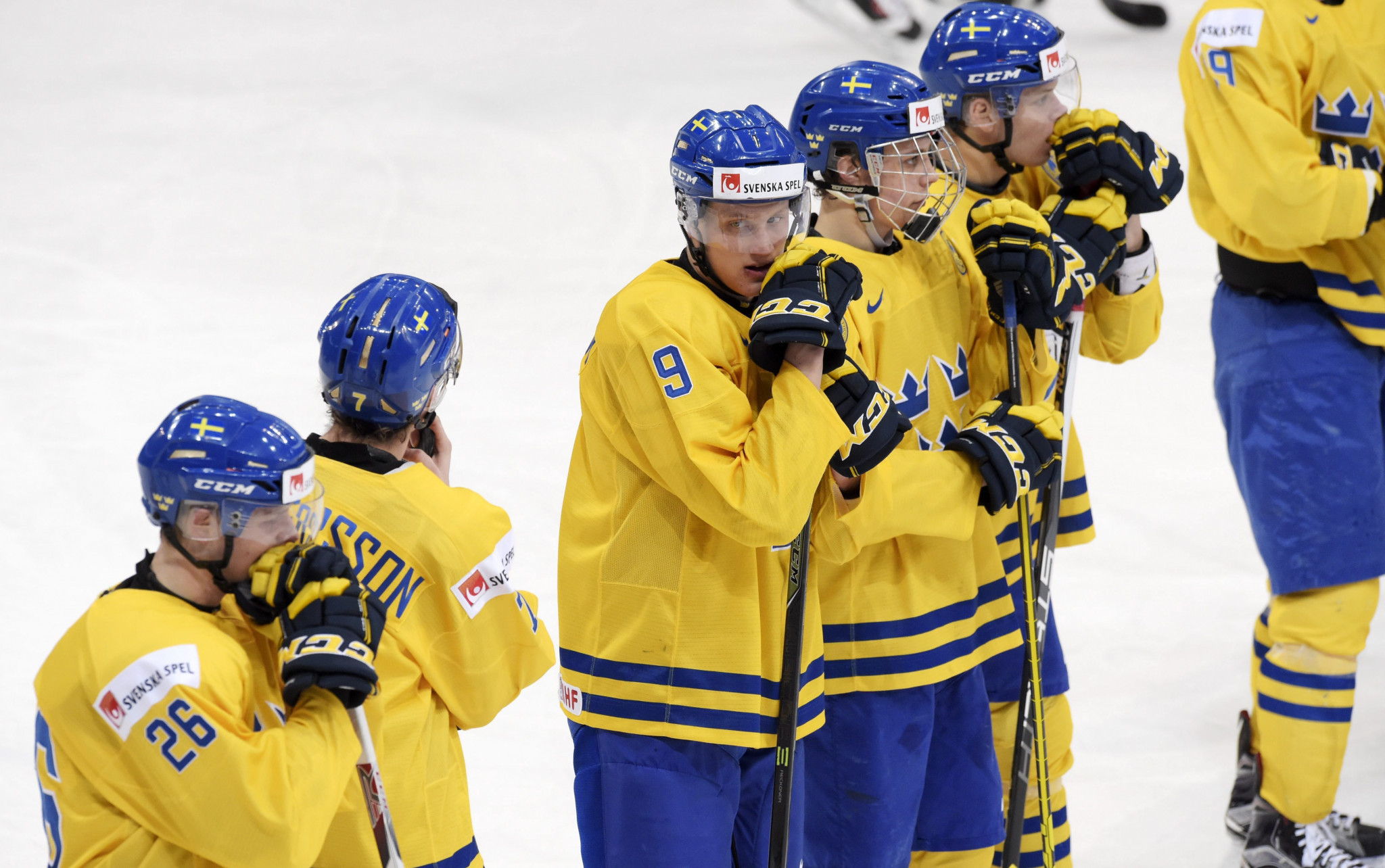 Sweden have never won the the Under-18 Championships but have claimed five silvers ©Getty Images