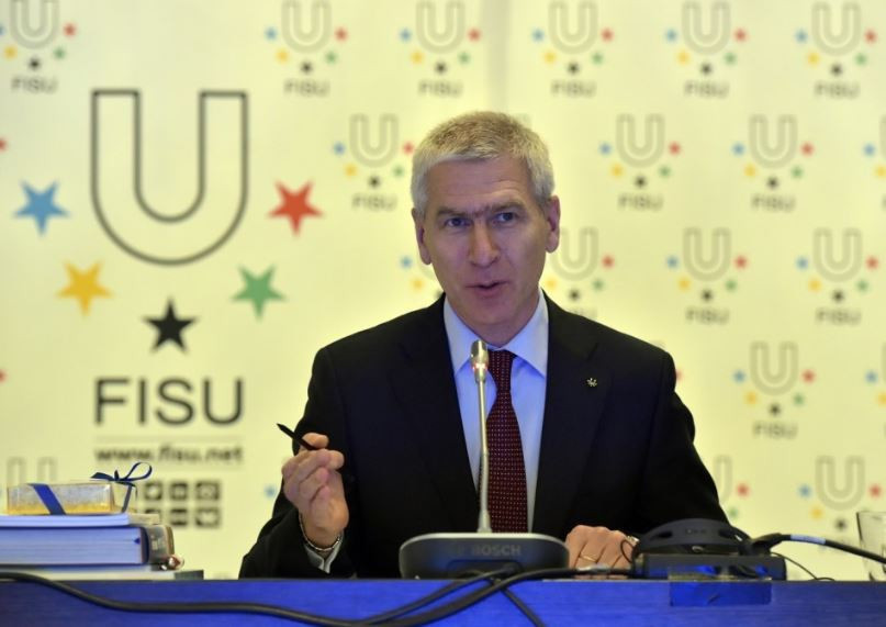 FISU President Oleg Matysin believes Naples 2019 will prove Italy can most major events ©FISU