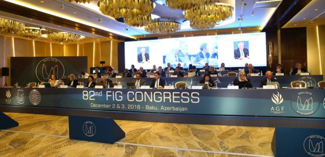 The decision to incorporate parkour was taken at the FIG Congress in Baku ©FIG