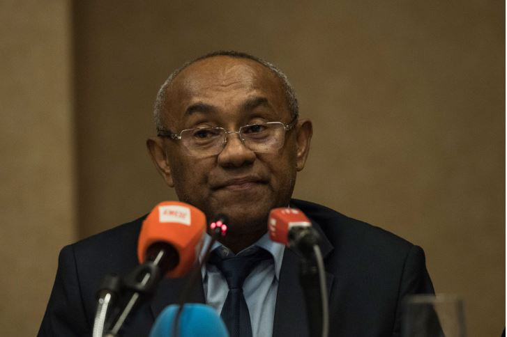 CAF President Ahmed has said he is confident a new host will be found ©Getty Images