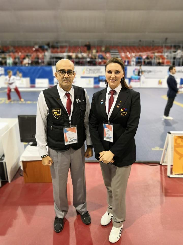 Taekwondo Europe appoints Lents as vice-chair of Poomsae referee committee