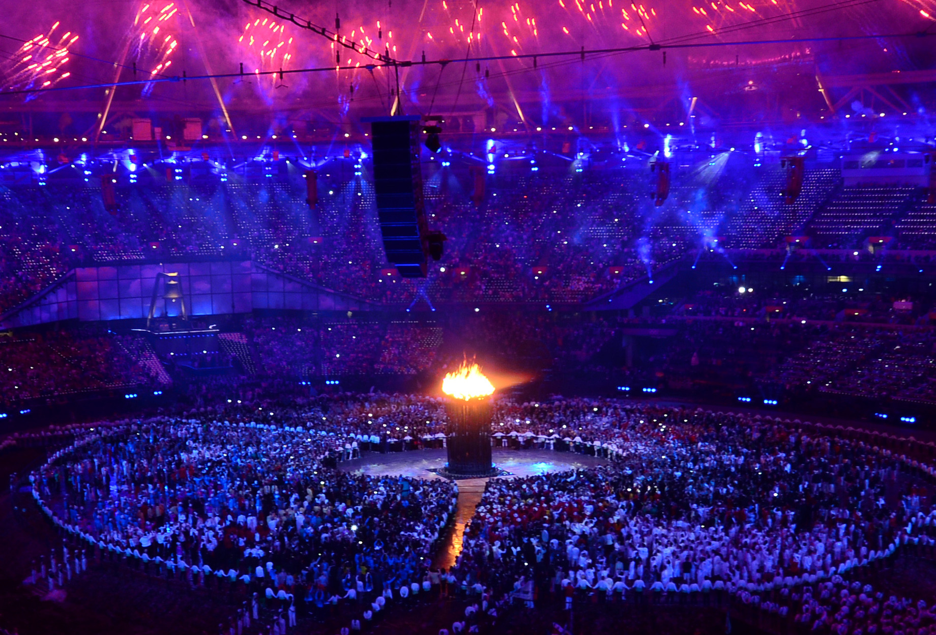 Tokyo 2020 confirms it will use Olympic flame cauldrons in stadium and on the waterfront