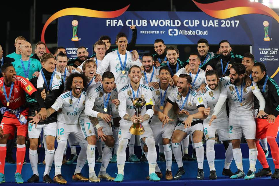 Real Madrid aiming to secure record fourth win at FIFA Club World Cup