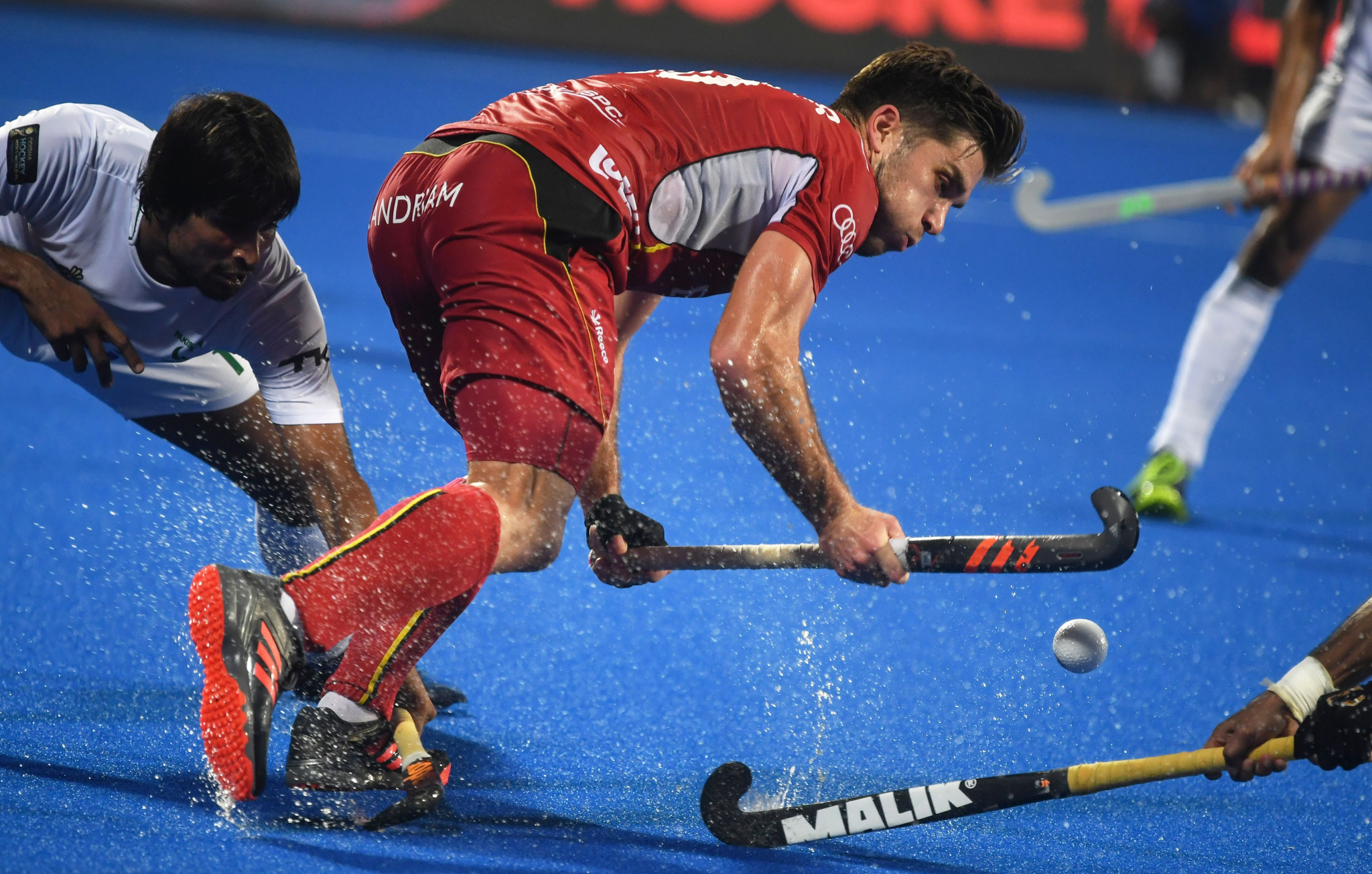 Belgium and The Netherlands claim last two quarter-final places at FIH Men's Hockey World Cup