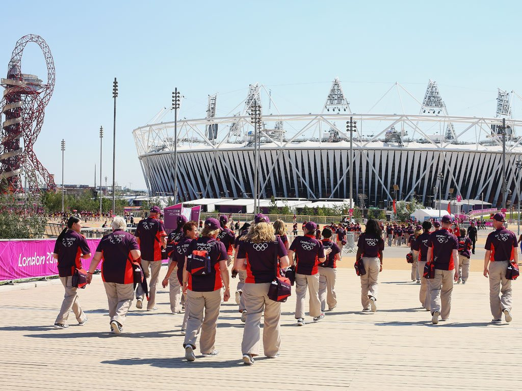 Volunteers are an integral part of the Olympic and Paralympic Games, as they were at London 2012, where they were called