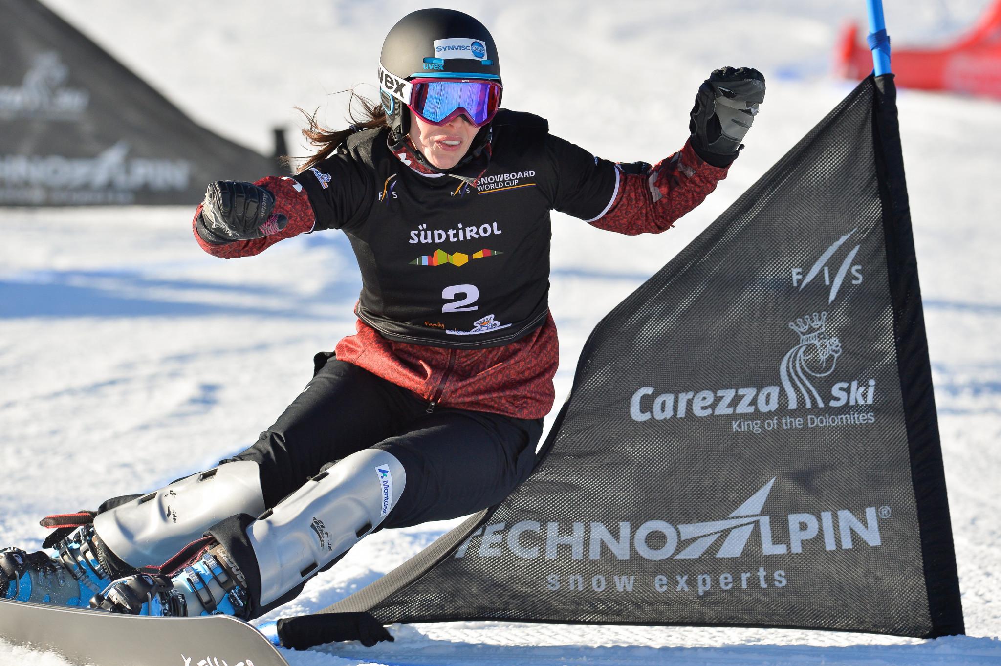Carezza primed for season opener of FIS Alpine Snowboard World Cup