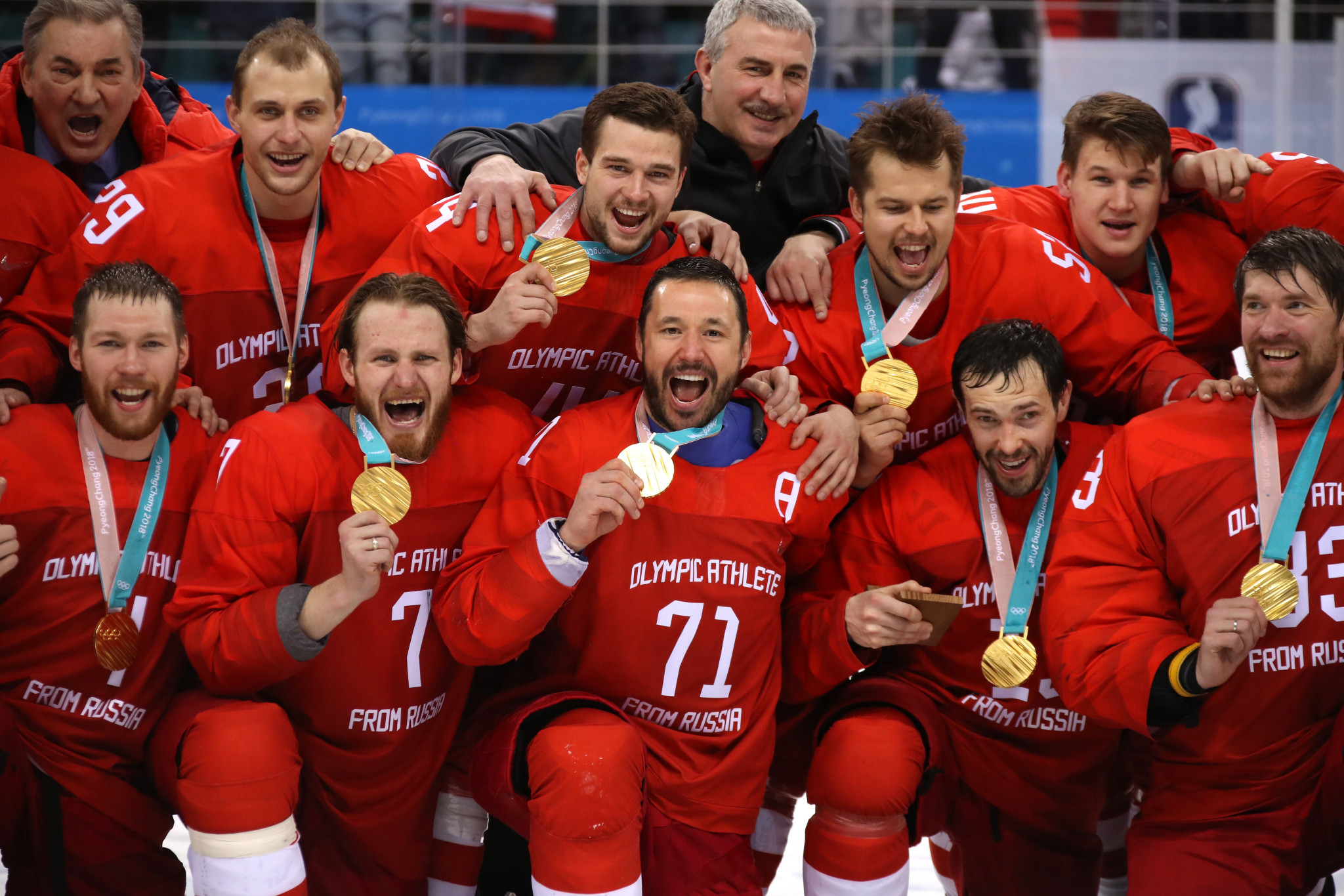 Russian Ice Hockey Federation signs four-year deal with Nornikel and reveals new strategy for Beijing 2022 success