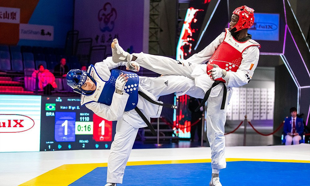 Olympic champion Cissé suffers early exit at World Taekwondo Grand Slam Champions Series