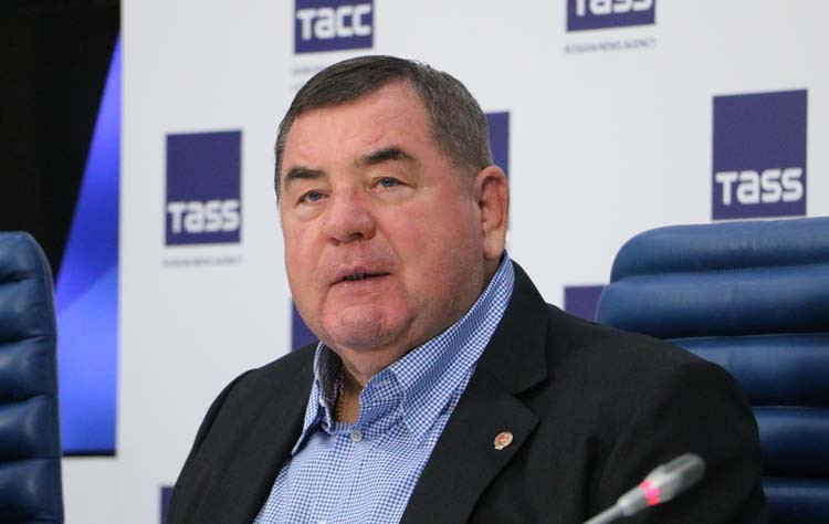 "FIAS President Vasily Shestakov has said getting sambo into the Olympics will be ""difficult"" ©FIAS"