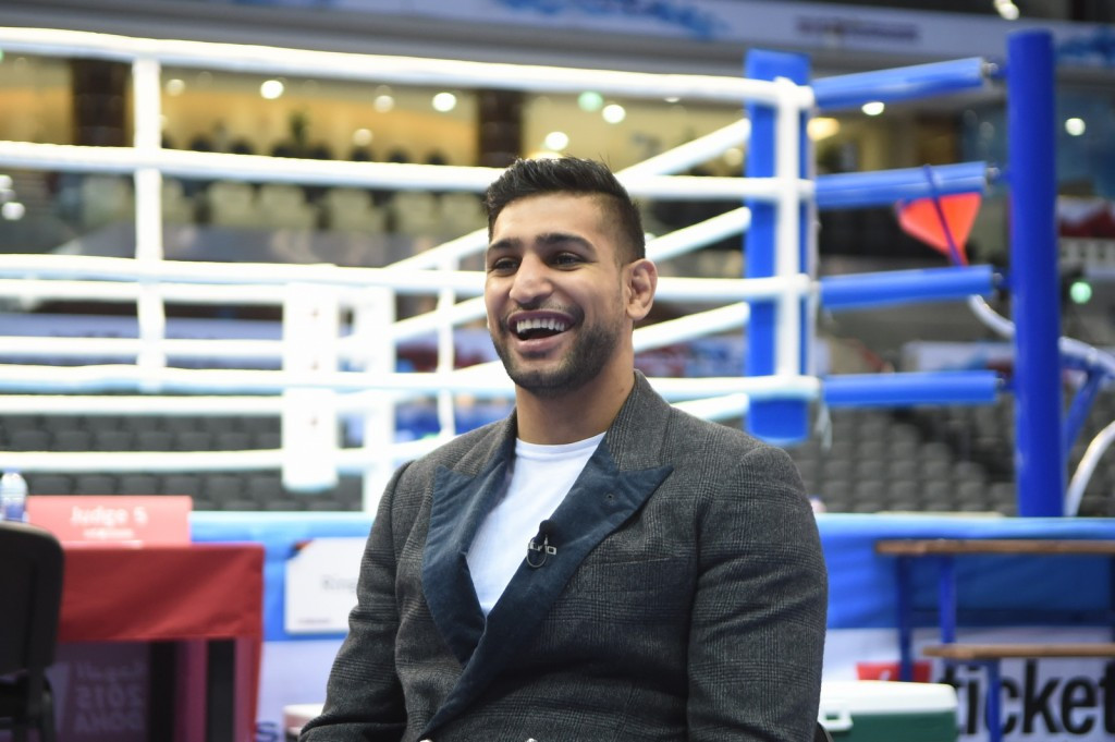 AIBA boxers better prepared for the big-time than ever before, says two-time world champion Khan