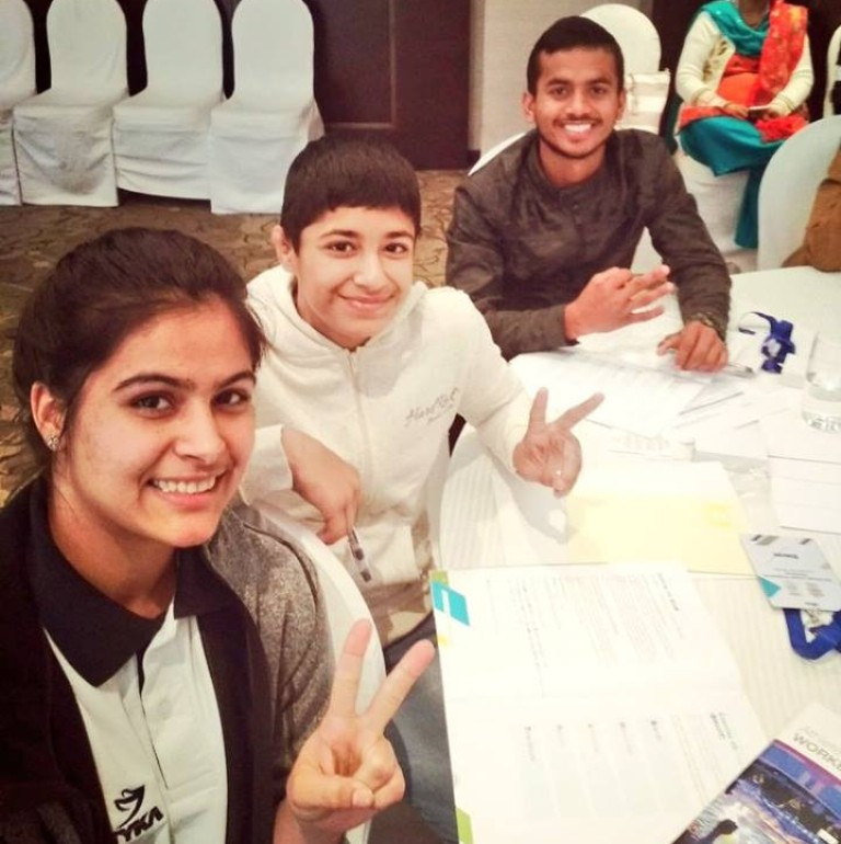 The Indian Olympic Association hosted its first-ever Athlete Career Programme in New Delhi ©IOA