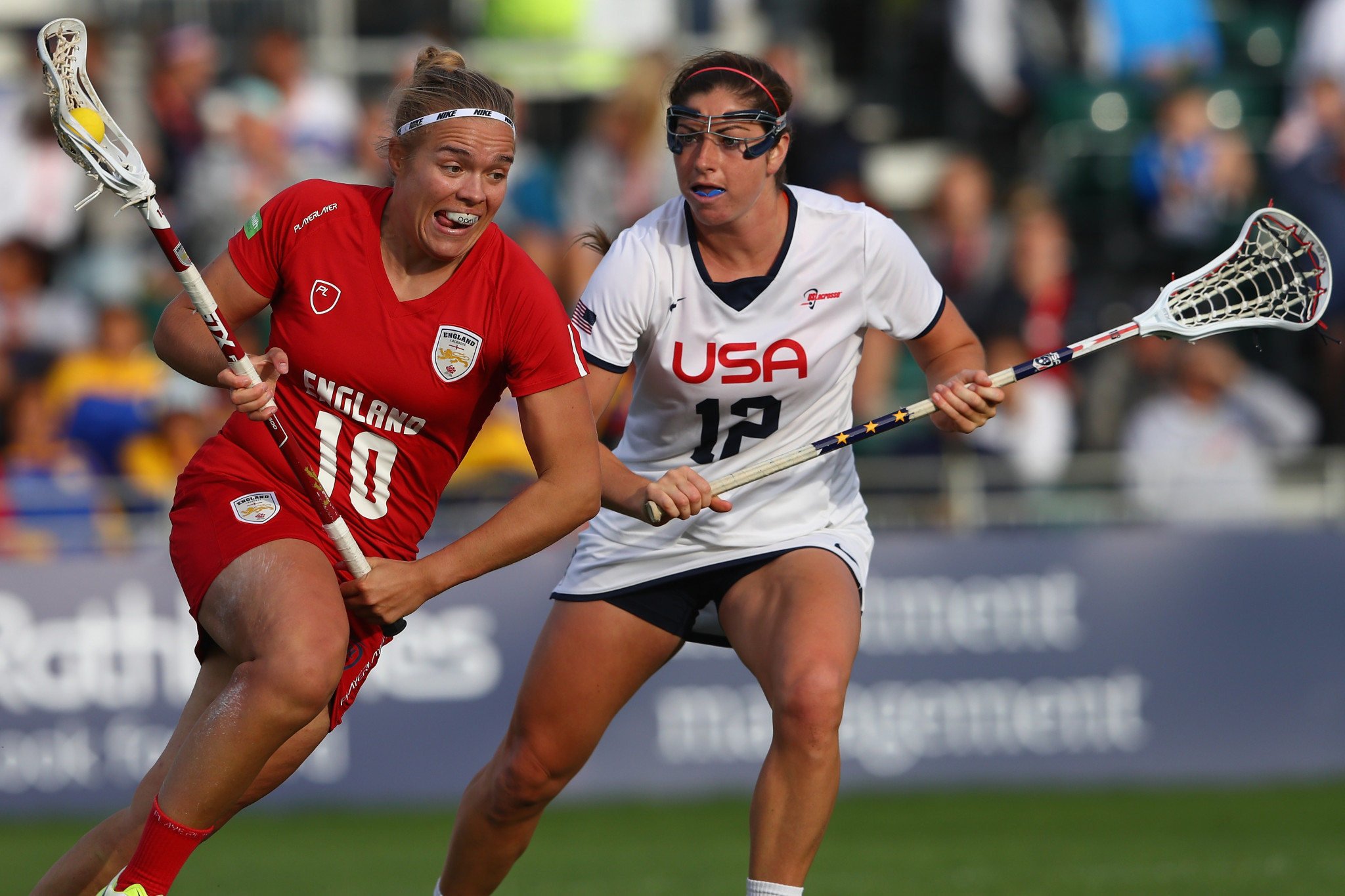 Lacrosse has received provisional recognition from the International Olympic Committee ©Getty Images
