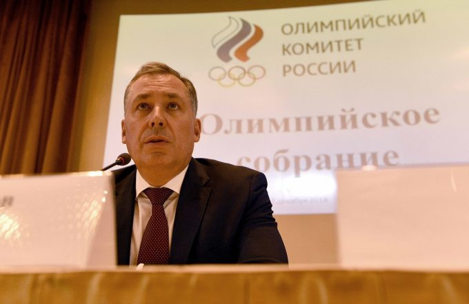 Russian Olympic Committee President claims Bach's backing at General Assembly