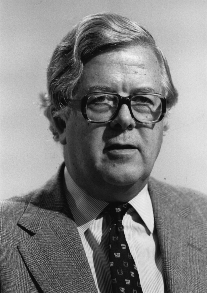 Geoffrey Howe, the politician whose sport metaphor triggered the downfall of Margaret Thatcher, dies at 88
