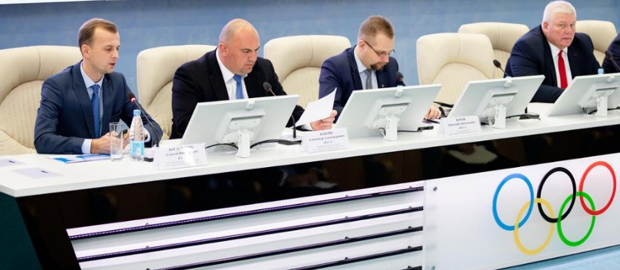 Minsk 2019 stages first European Games international briefing for diplomats