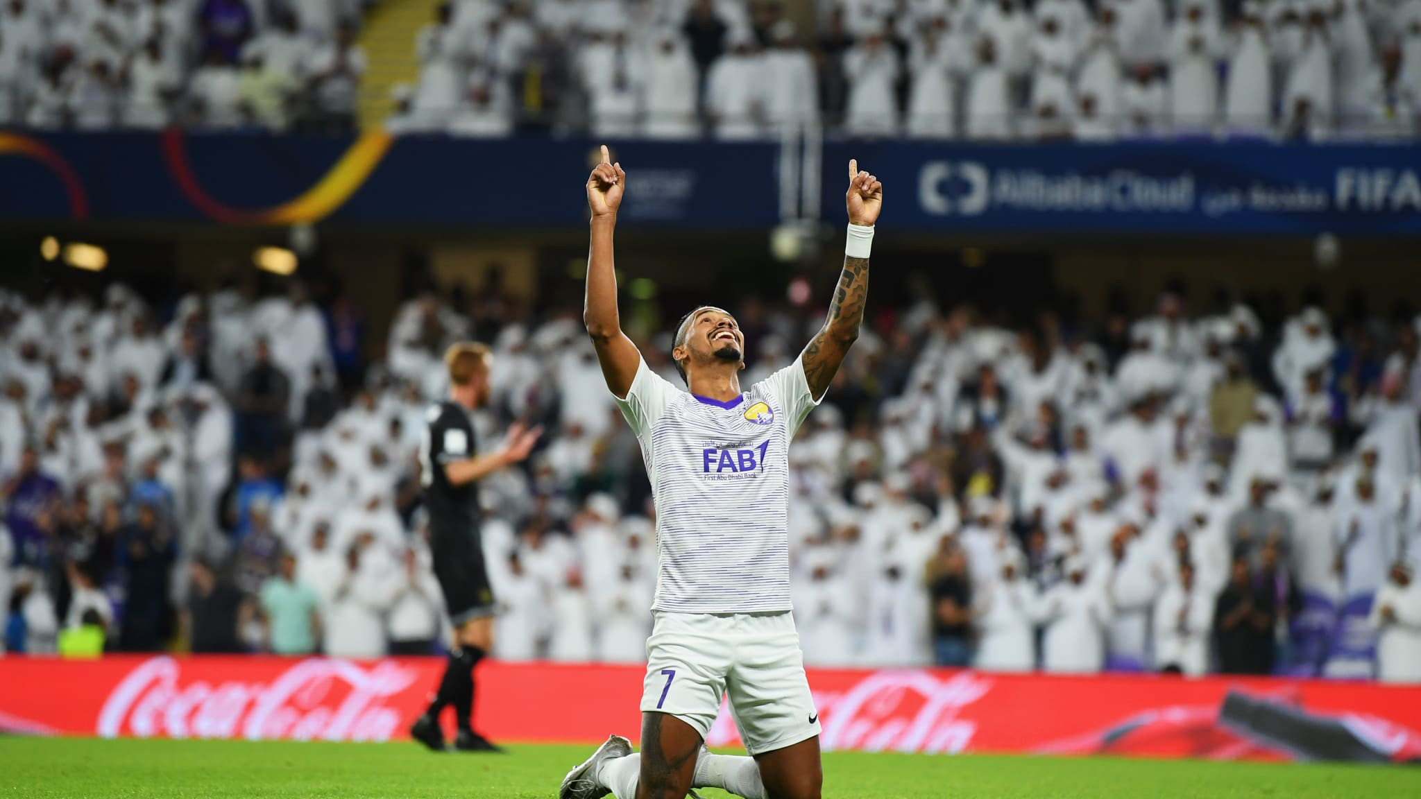 Home side Al Ain open FIFA Club World Cup in UAE with penalty shoot-out win against New Zealand's Team Wellington