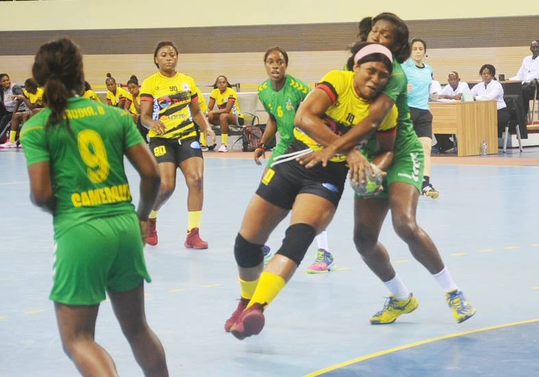 Angola win 13th African Women's Handball Championship