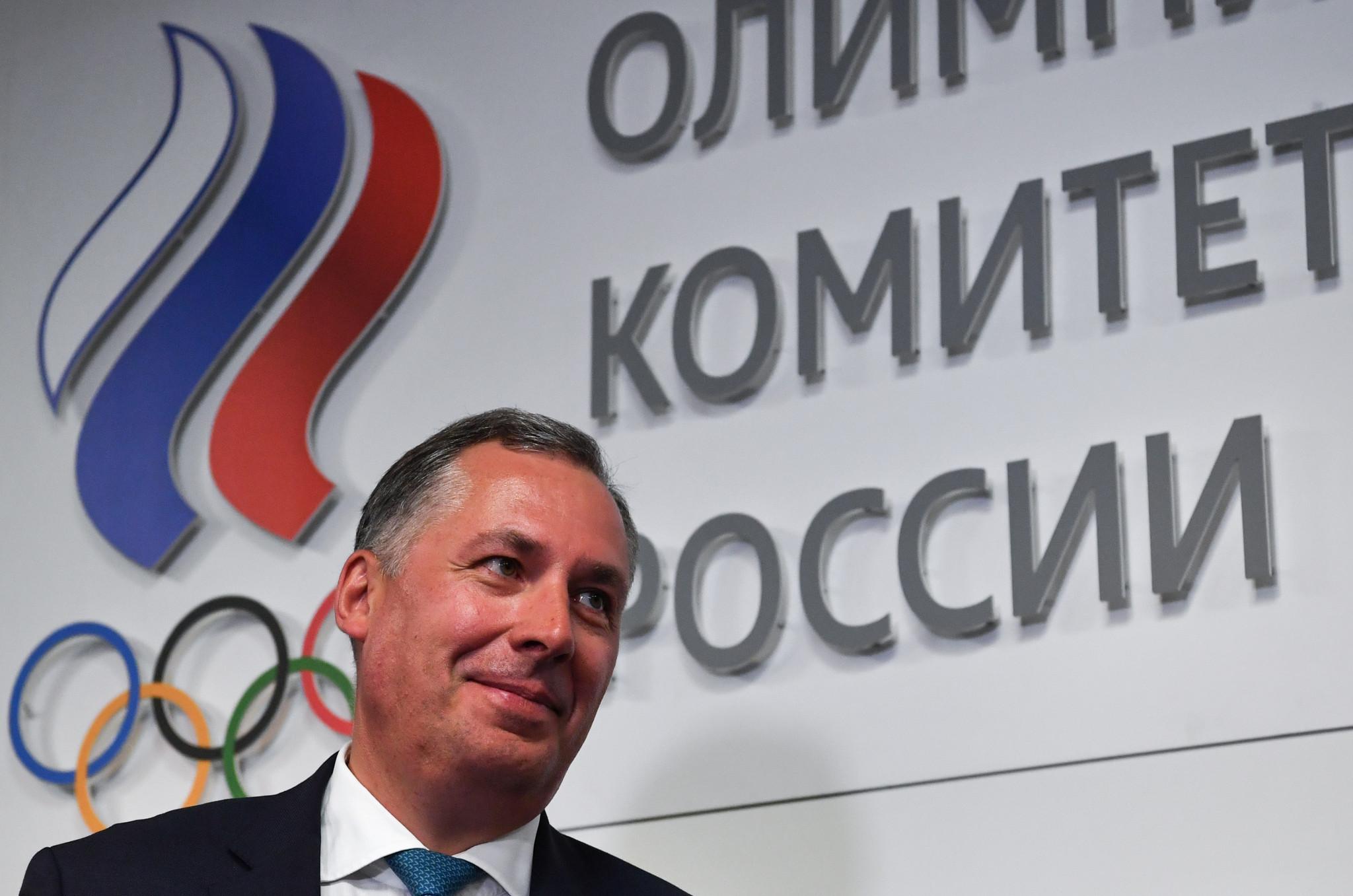 Stanislav Pozdnyakov has announced plans for Beijing 2022 ©Getty Images