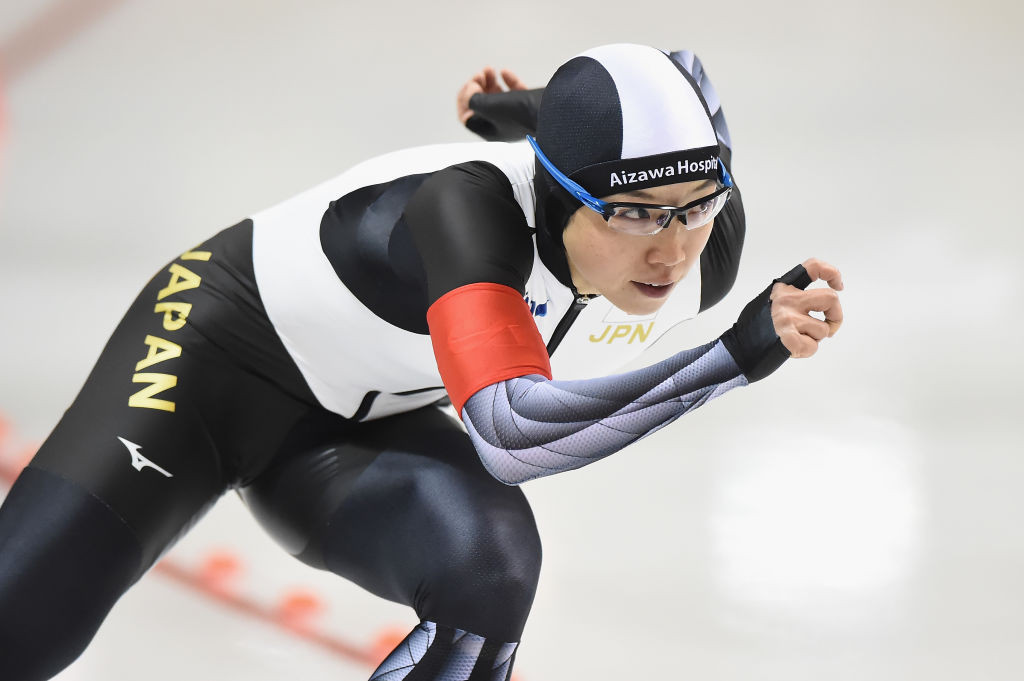 Kodaira and Herzog set for head-to-head battle at ISU Speed Skating World Cup