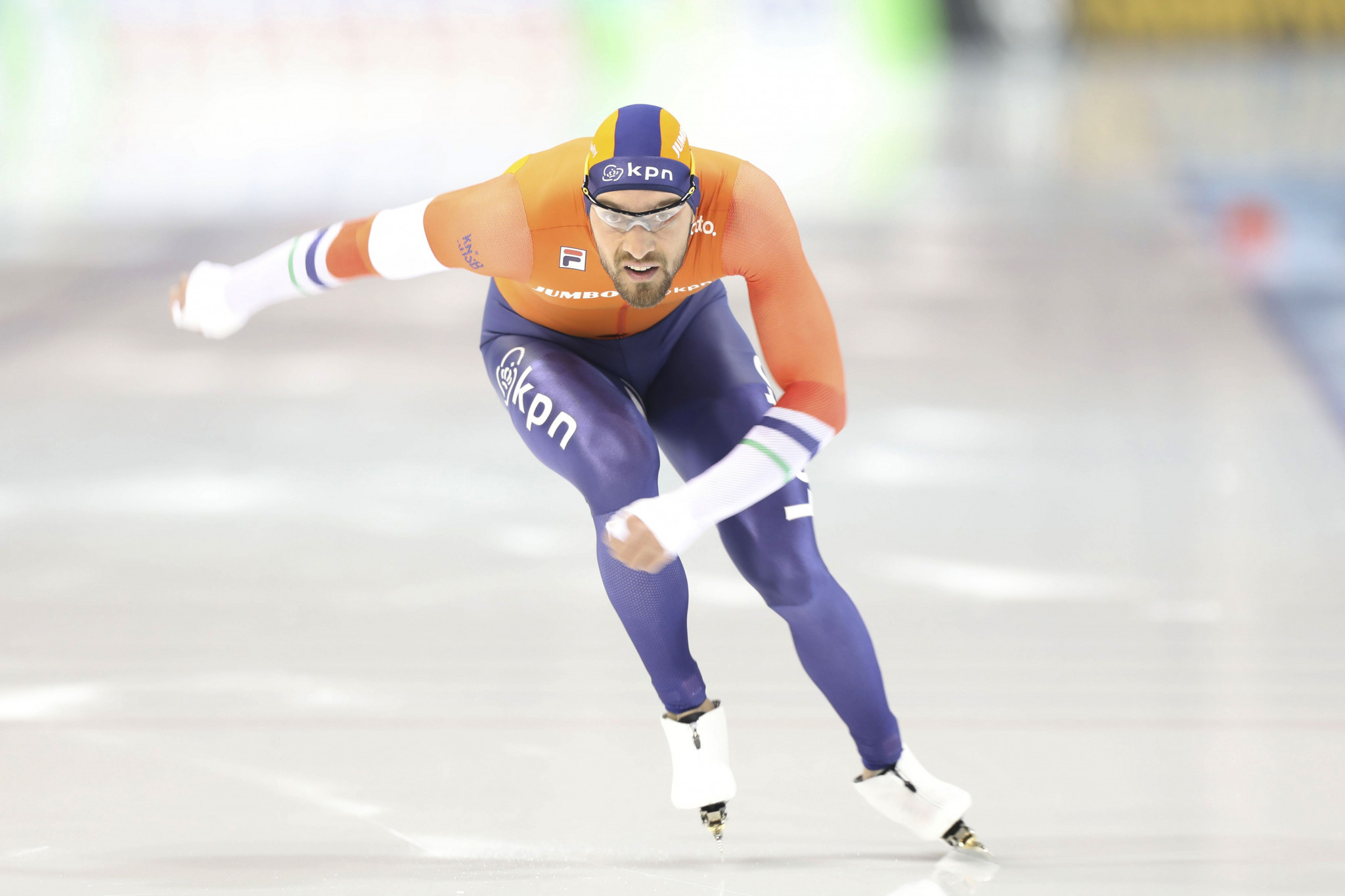 Dutch star Kjeld Nuis is among the athletes due to make their World Cup return this weekend ©Getty Images