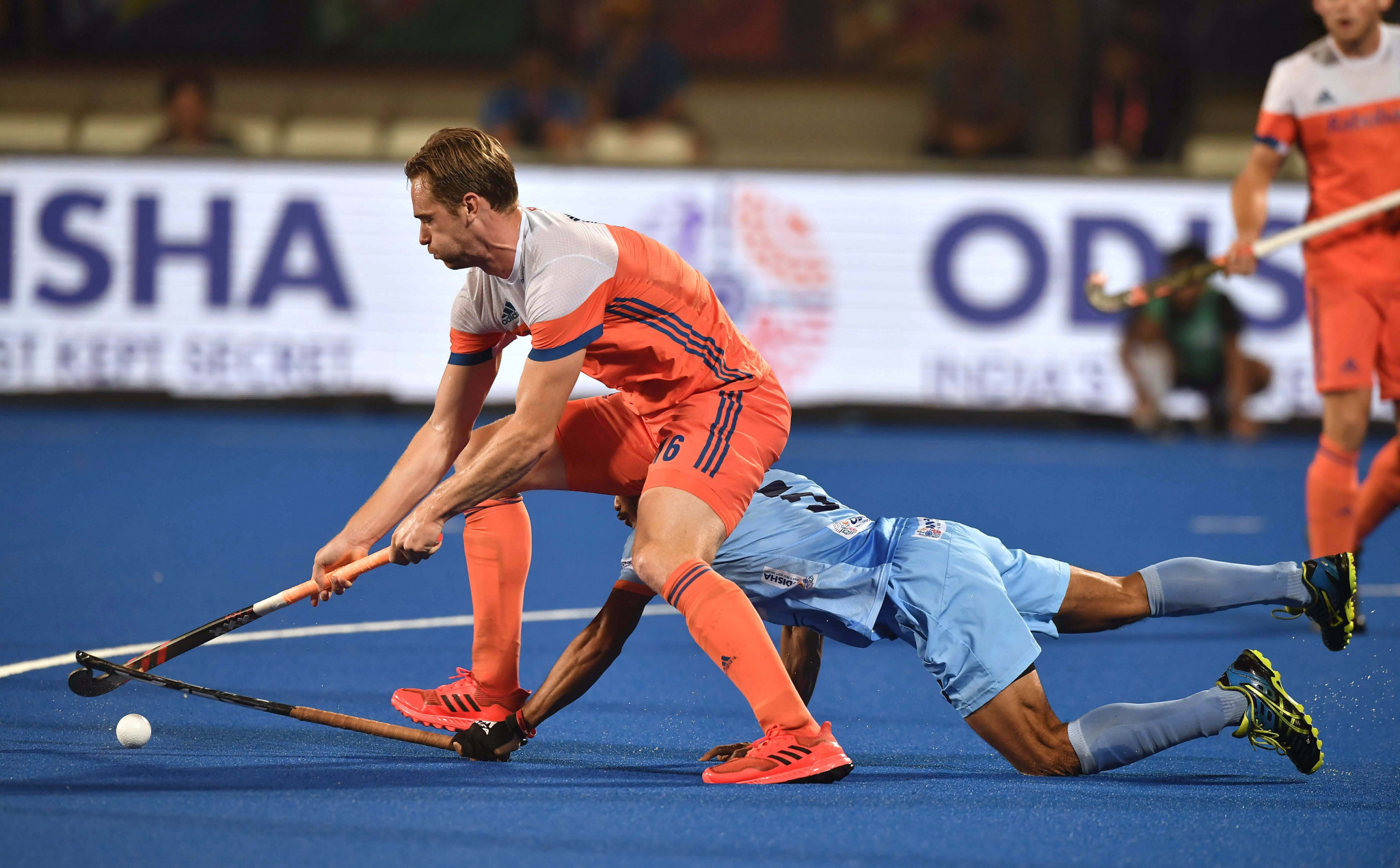 Netherlands and Belgium complete semi-final line-up at FIH Men's Hockey World Cup
