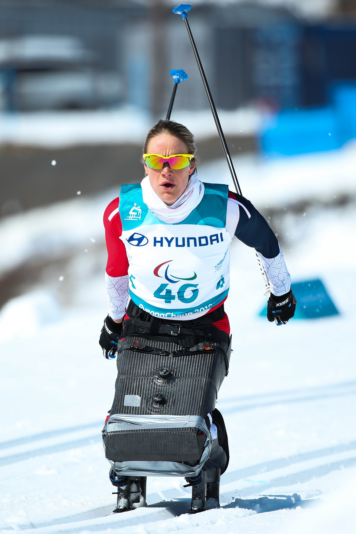 Norway's Birgit Skarstein won a second gold at the World Para Nordic Skiing World Cup in Finland ©Getty Images
