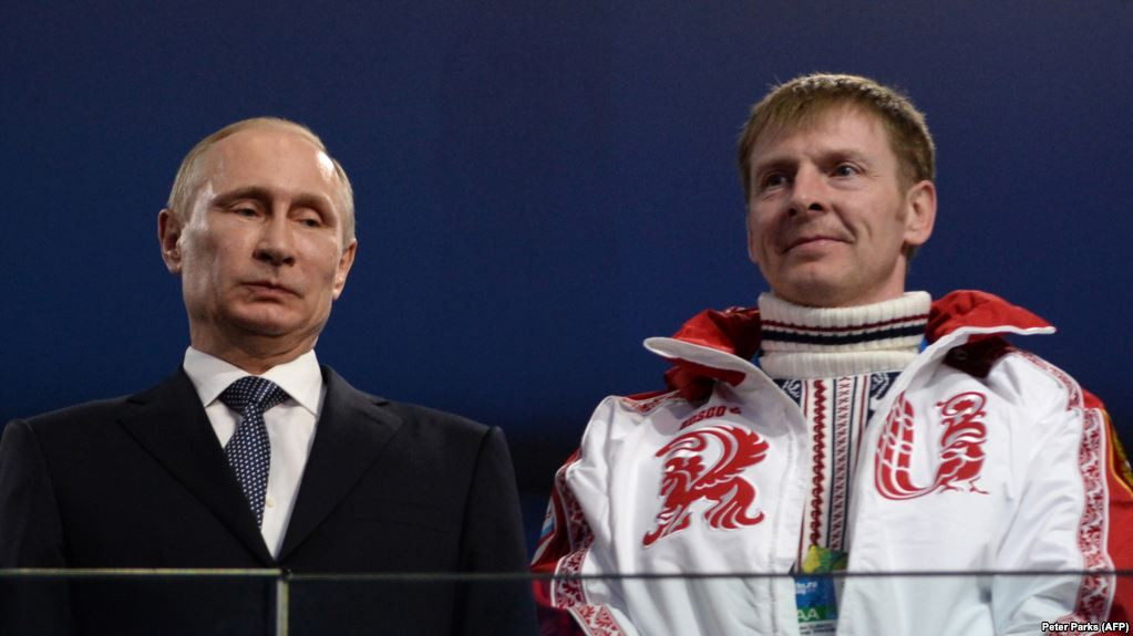 IBSF announces provisional bans on Zubkov and four other Russian bobsleigh athletes