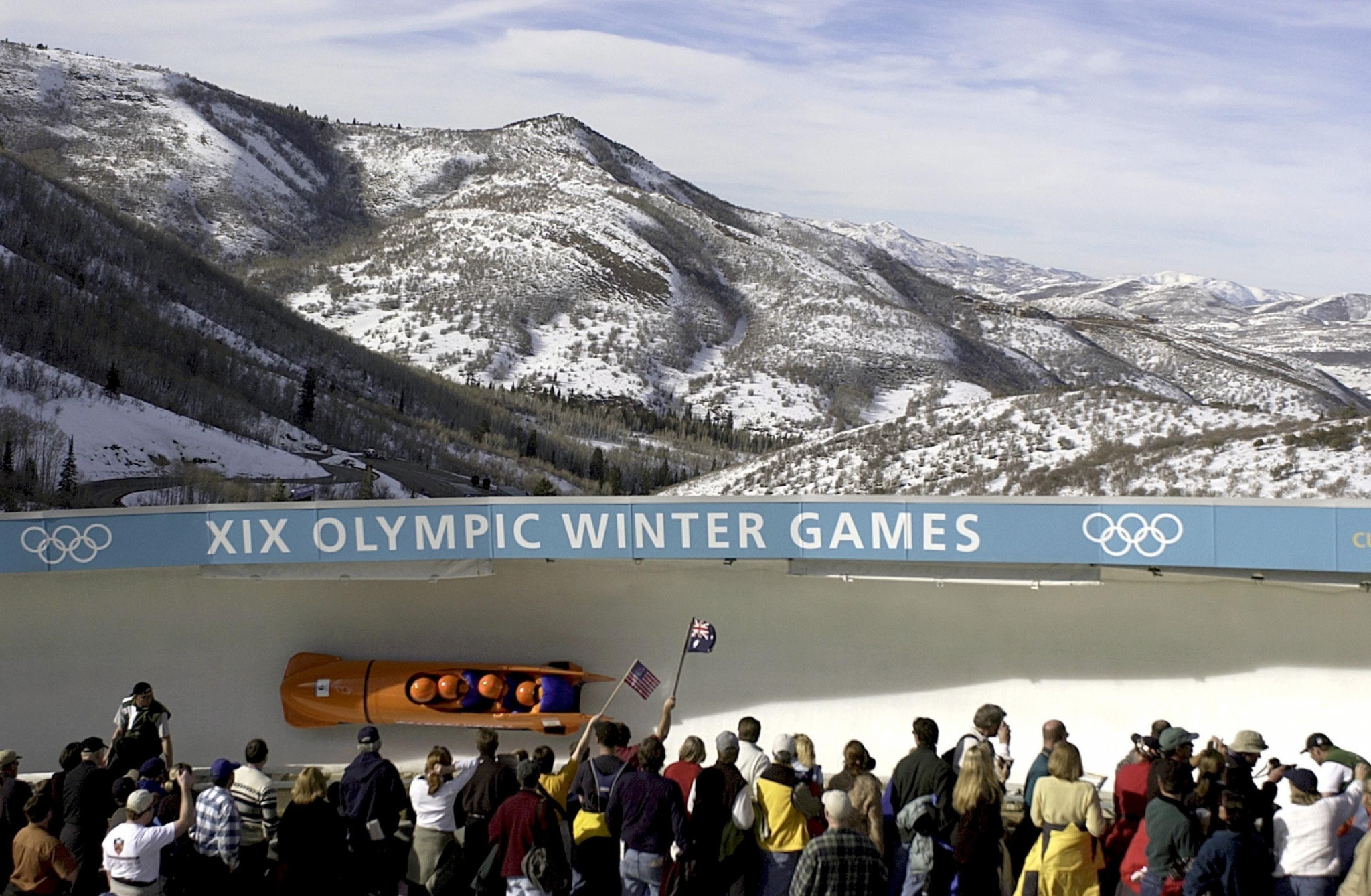 Fourteen male and female athletes prepare for Para Bobsleigh World Cup opener in Park City