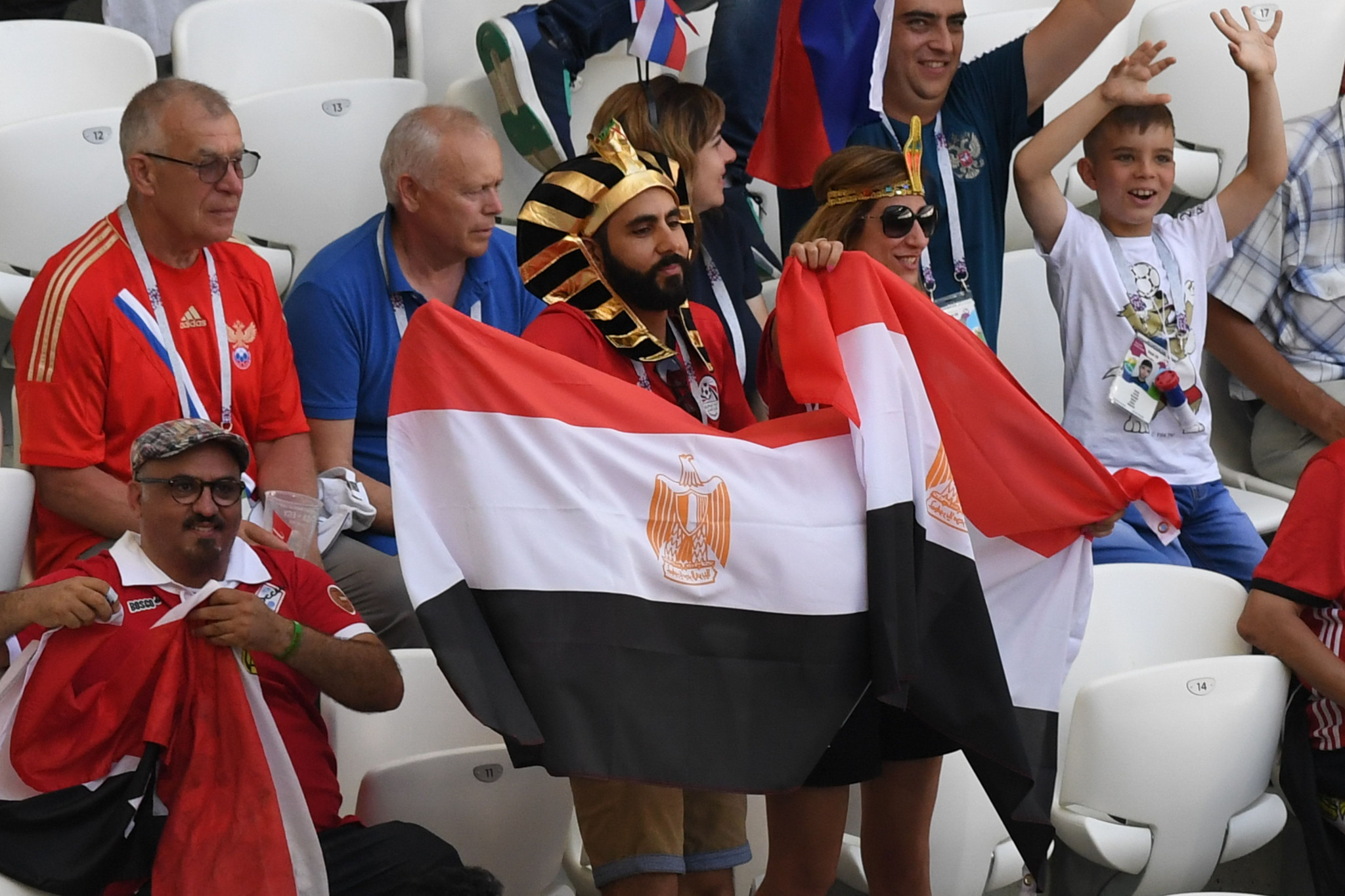 Egypt could now host the 2019 tournament after not wanting to bid against another Arab country ©Getty Images