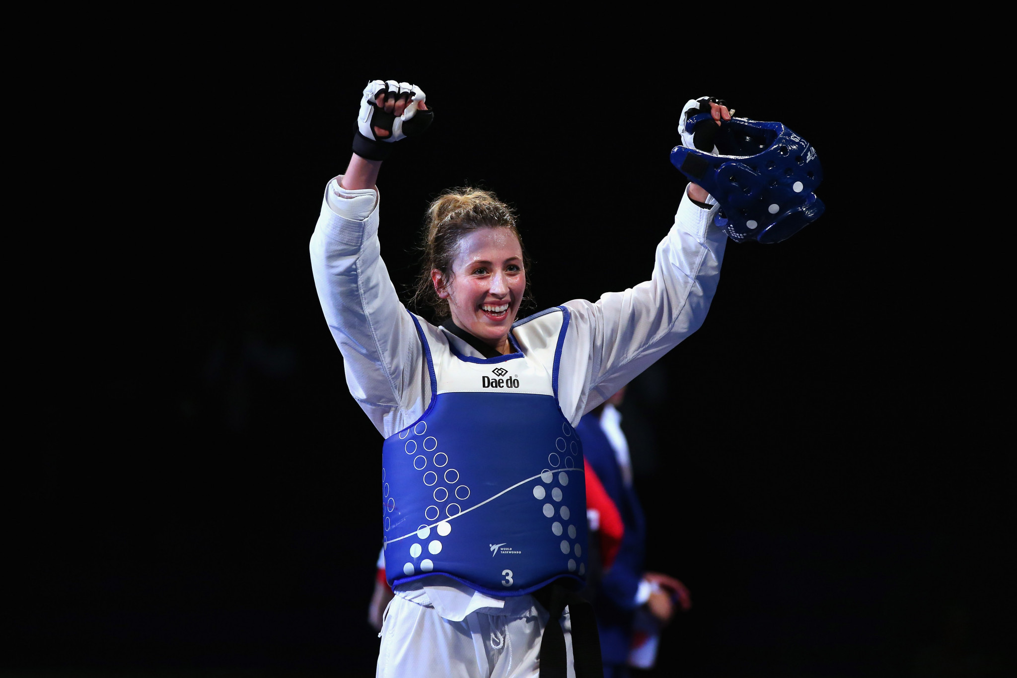 Jones upsets home crowd on quarter-finals day at World Taekwondo Grand Slam Champions Series
