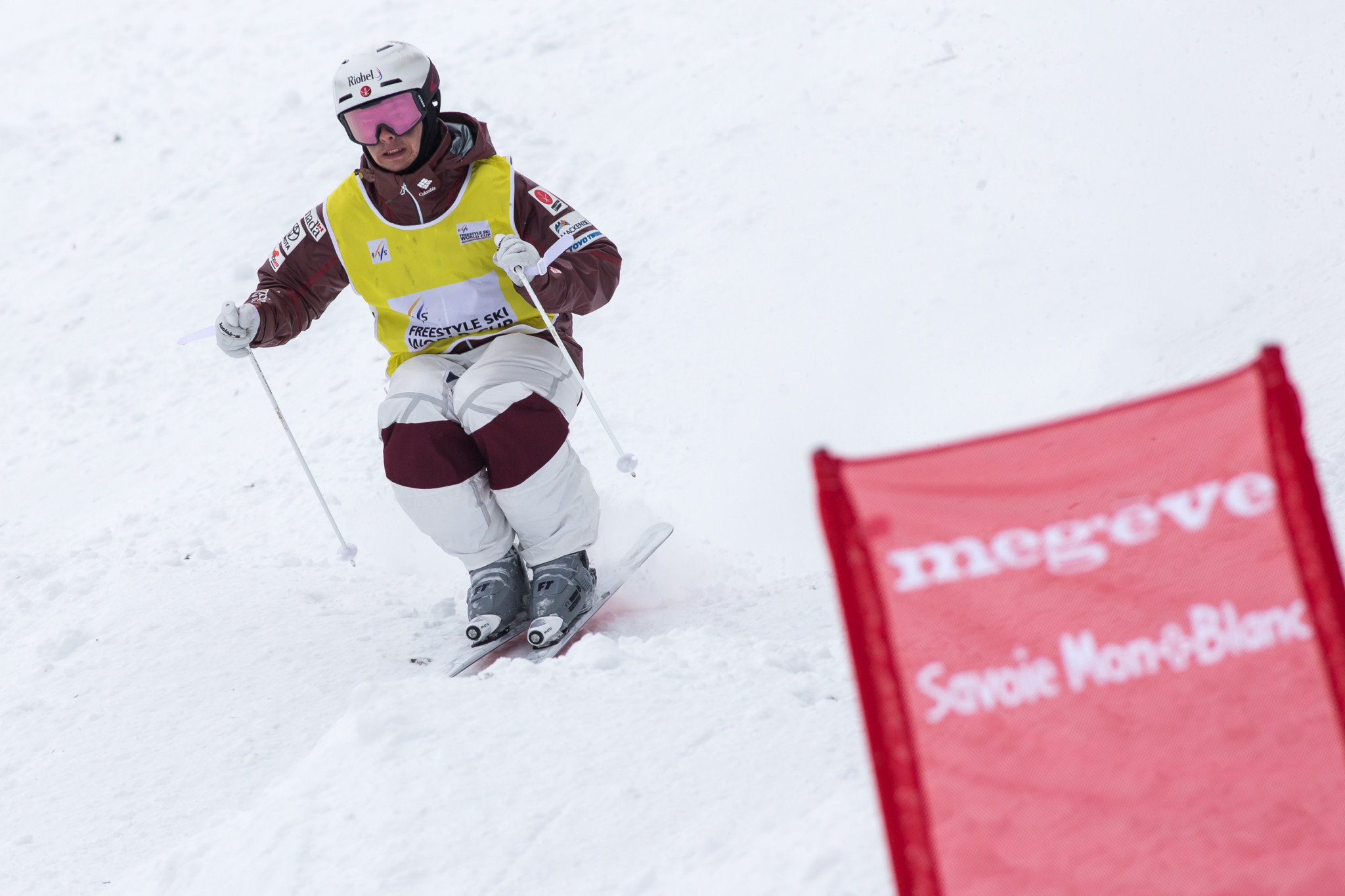 Kingsbury and Laffont look to maintain dominance as Moguls World Cup heads to China
