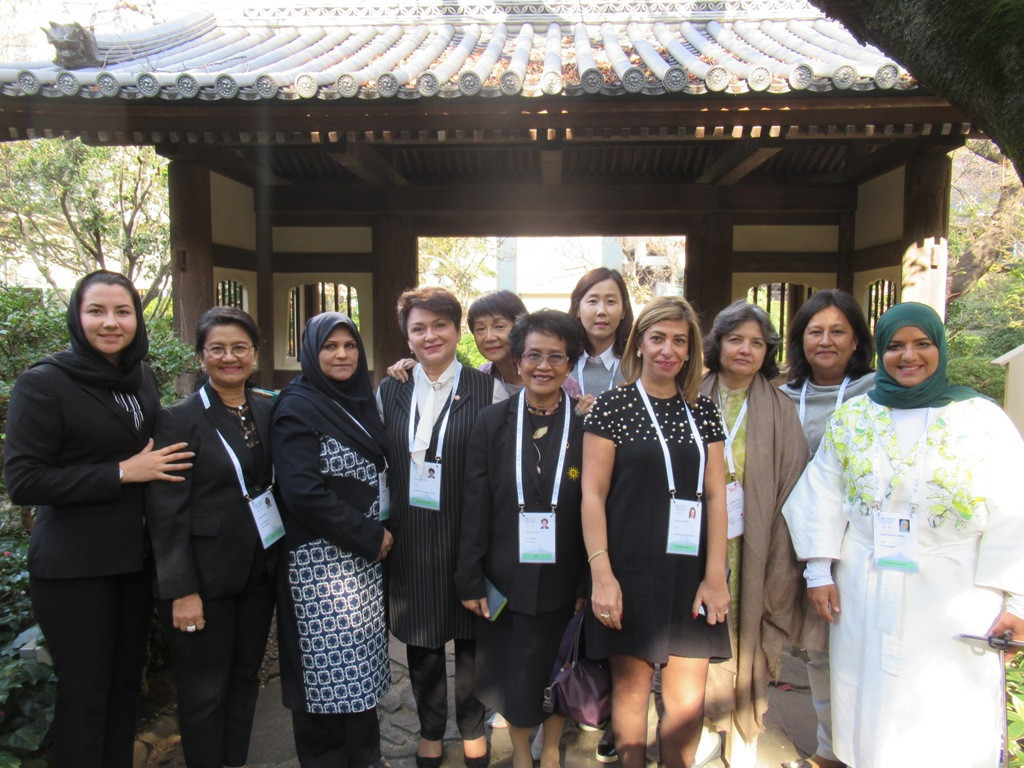The Women and Sports Committee is responsible for assisting in the development of female activities at the Asian Games ©OCA