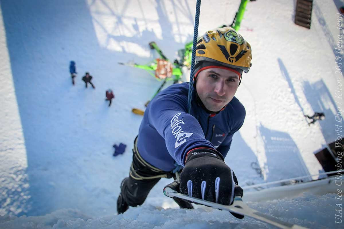 Luzhniki Stadium to stage first-ever Ice Climbing World Combined Championships