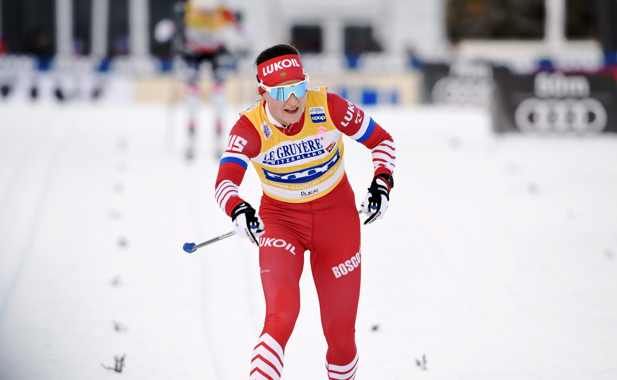 Yulia Belorukova could be among the contenders in the women's sprint event tomorrow ©Getty Images