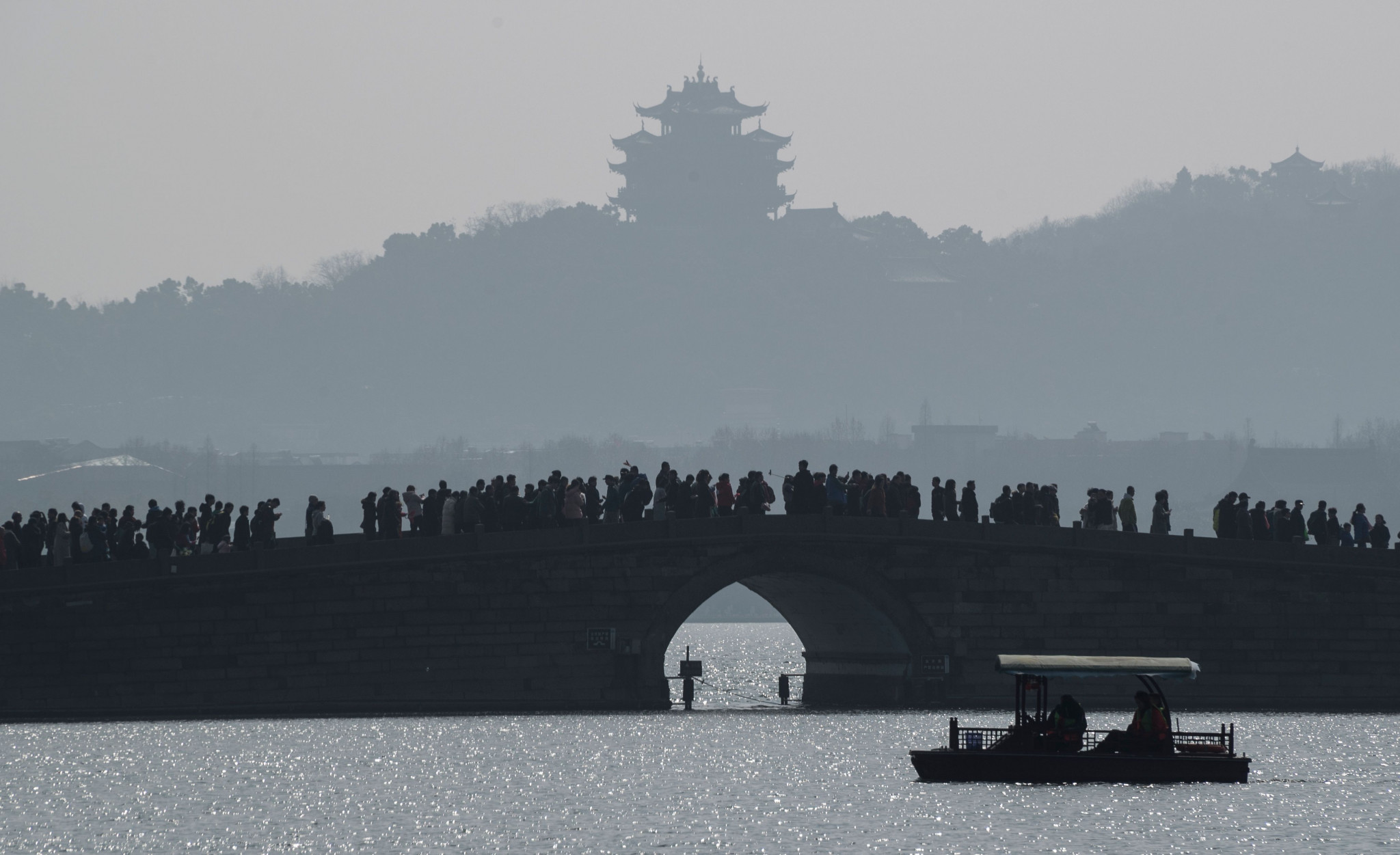 The weather in Hangzhou is generally warm and mild all year round ©Getty Images