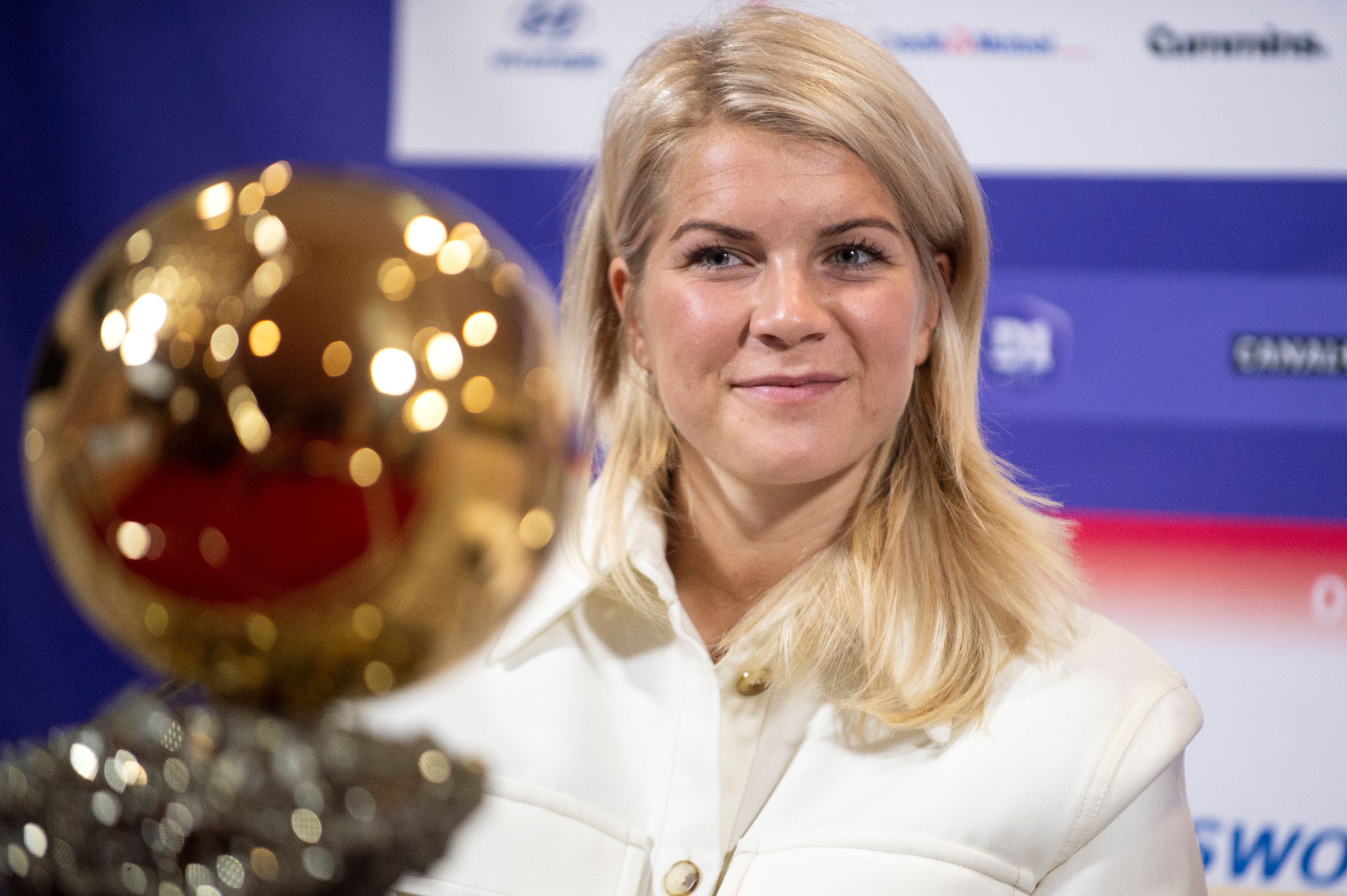 Ada Hegerberg's Ballon d'Or prize was overshadowed by a comment about twerking ©Getty Images