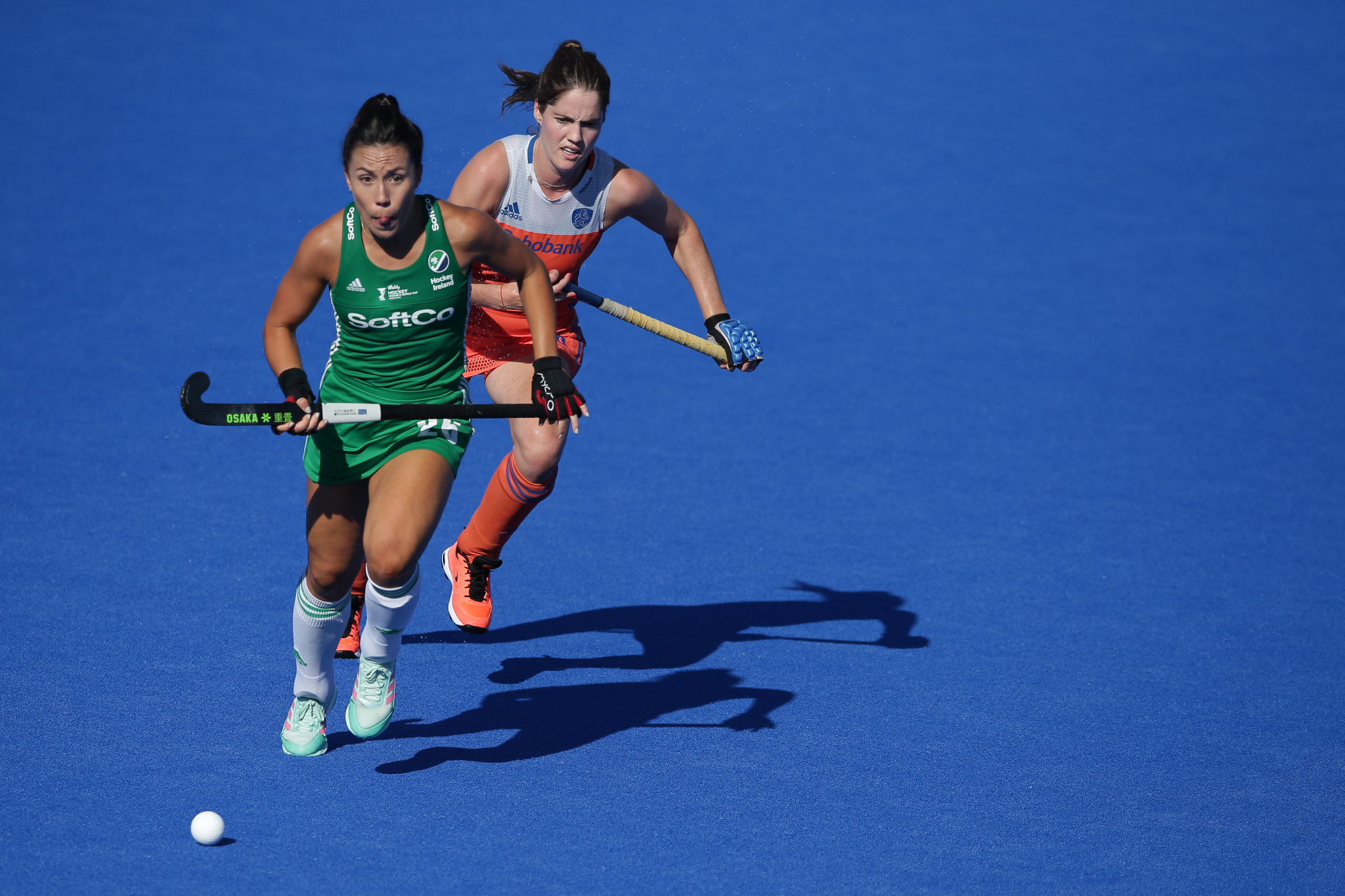 Ireland's women provided a fairytale story at the Hockey World Cup ©Getty Images