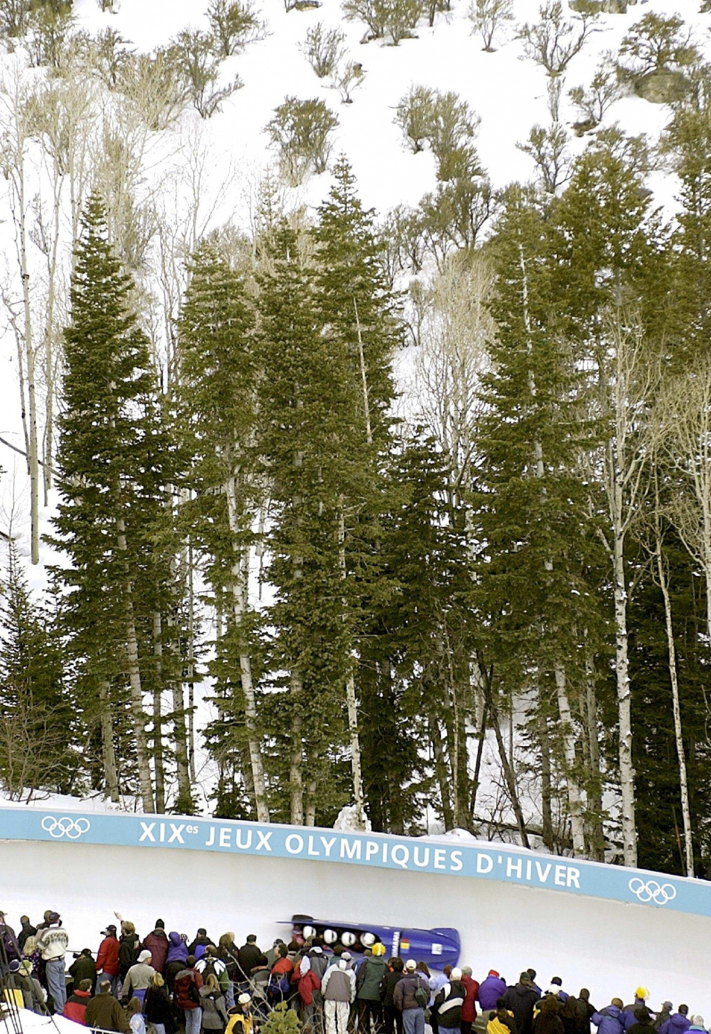 The opening Para Bobsleigh World Cup of the season is taking place on the Park City course in Utah that hosted events for the 2002 Salt Lake City Winter Olympics ©Getty Images