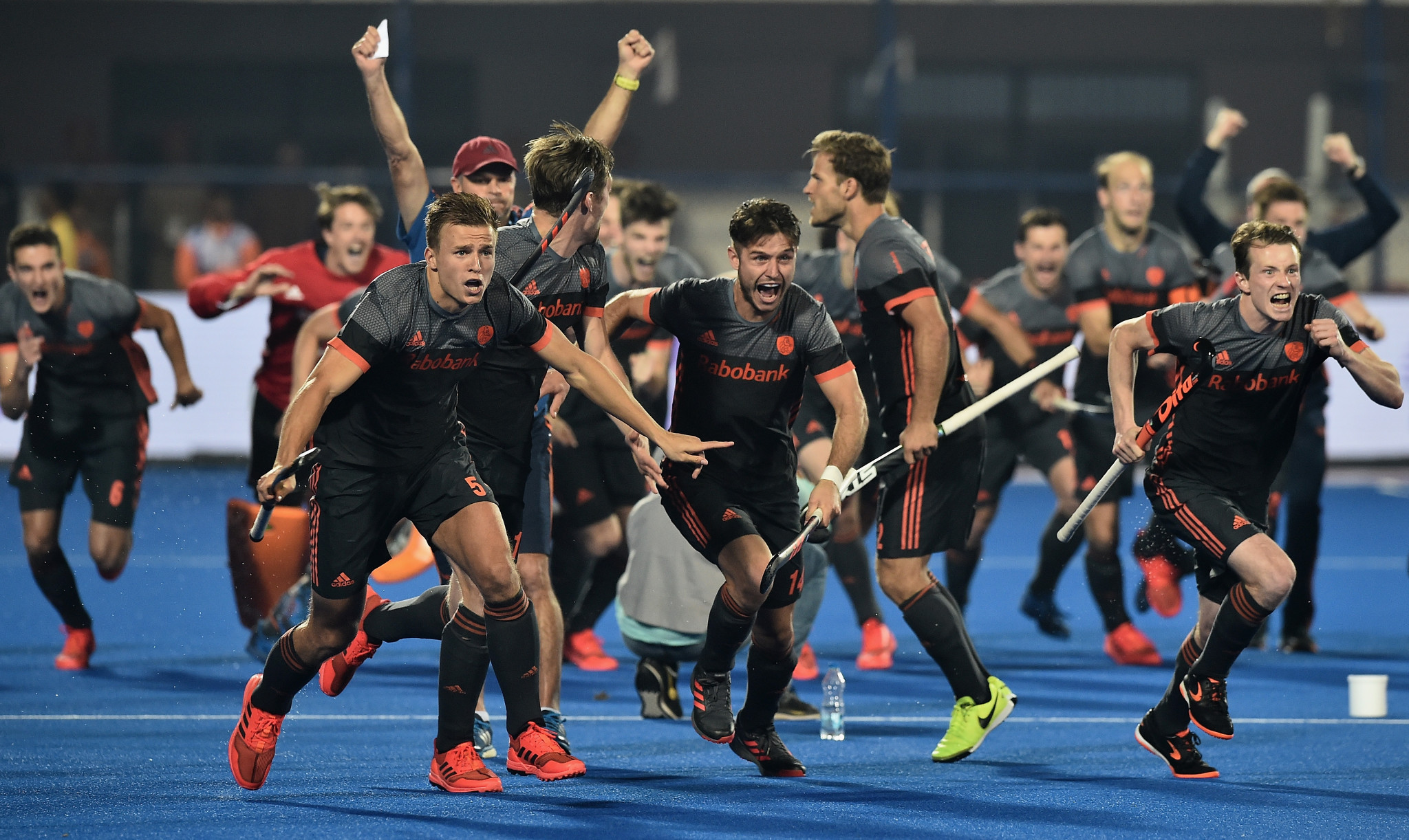Belgium and The Netherlands to fight for gold at FIH Men's Hockey World Cup after contrasting last four clashes