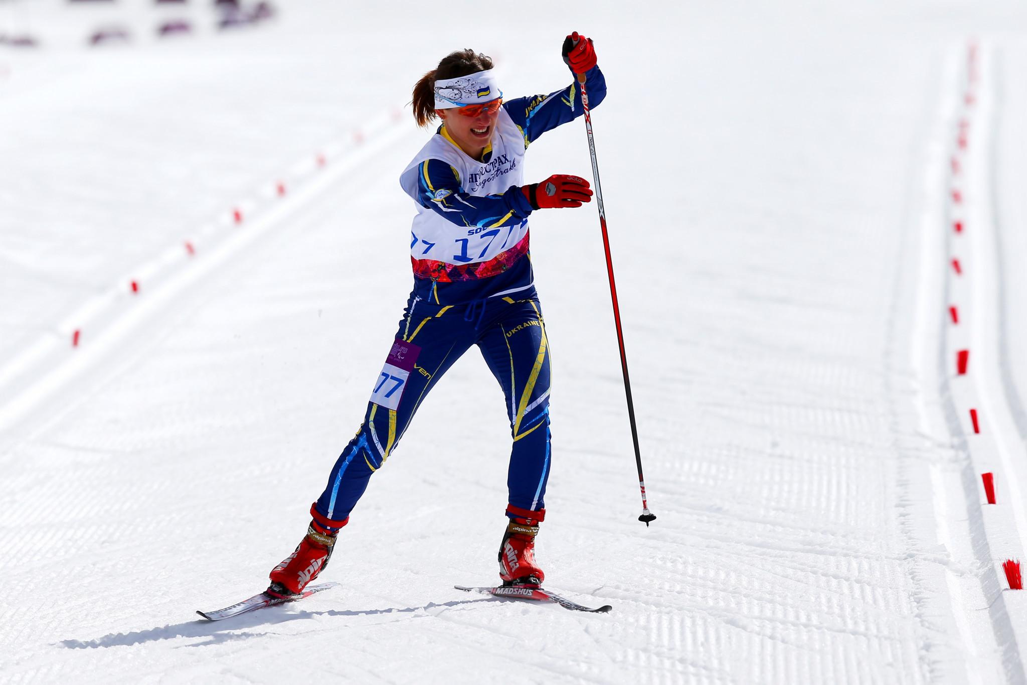 Ukraine clinch double biathlon gold at World Para Nordic Skiing World Cup in Vuokatti