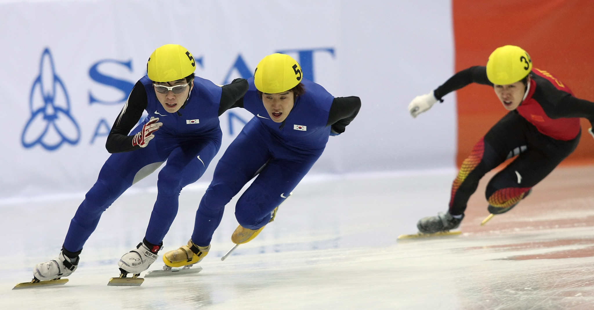 South Korean one-two in men's mass start final at Heerenveen Speed Skating World Cup