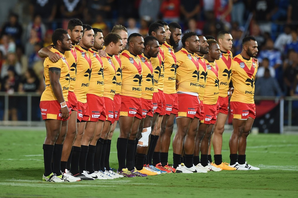 Port Moresby to host Rugby League World Cup matches