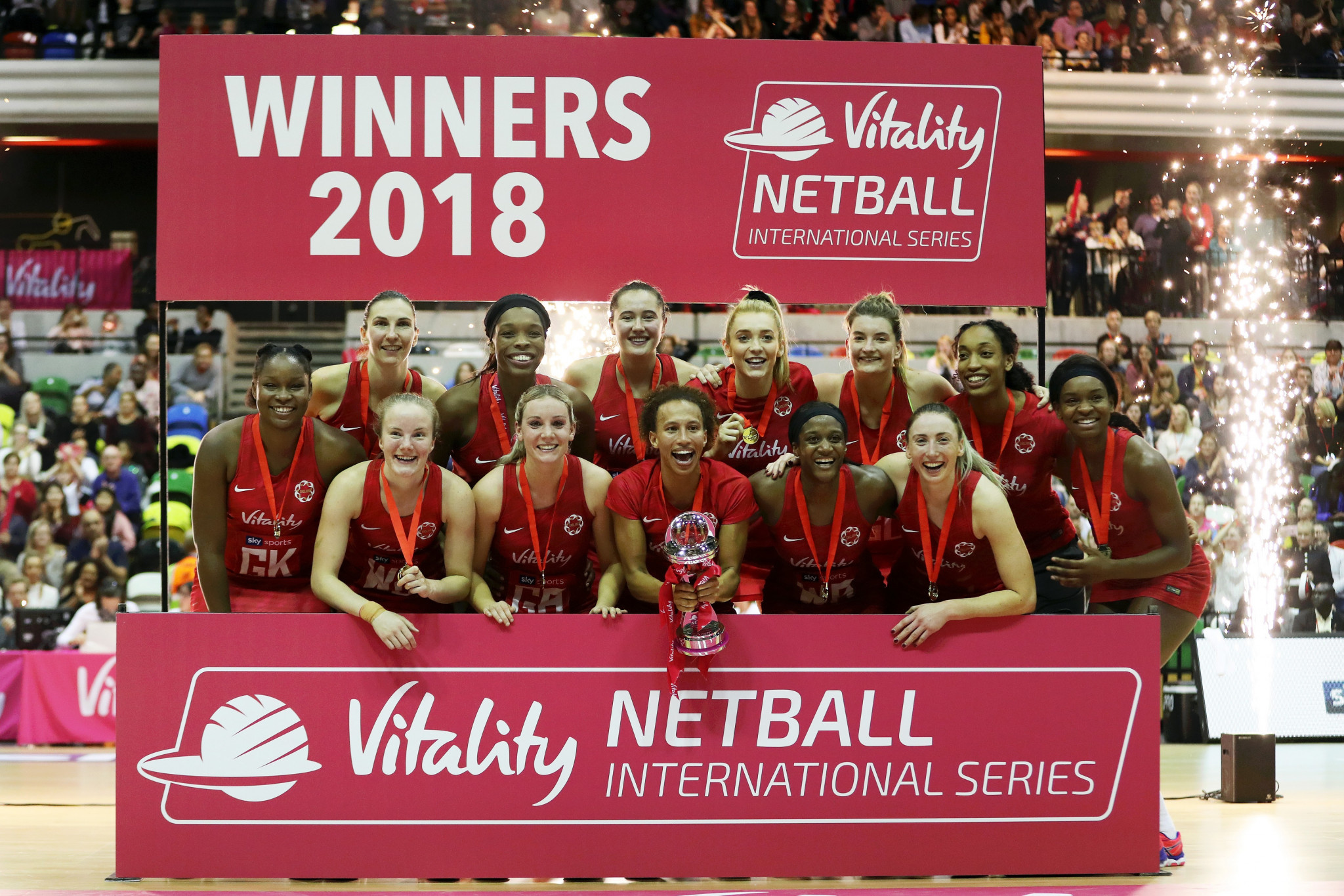 Sport England has agreed to keep funding England Netball up until 2021 ©Getty Images