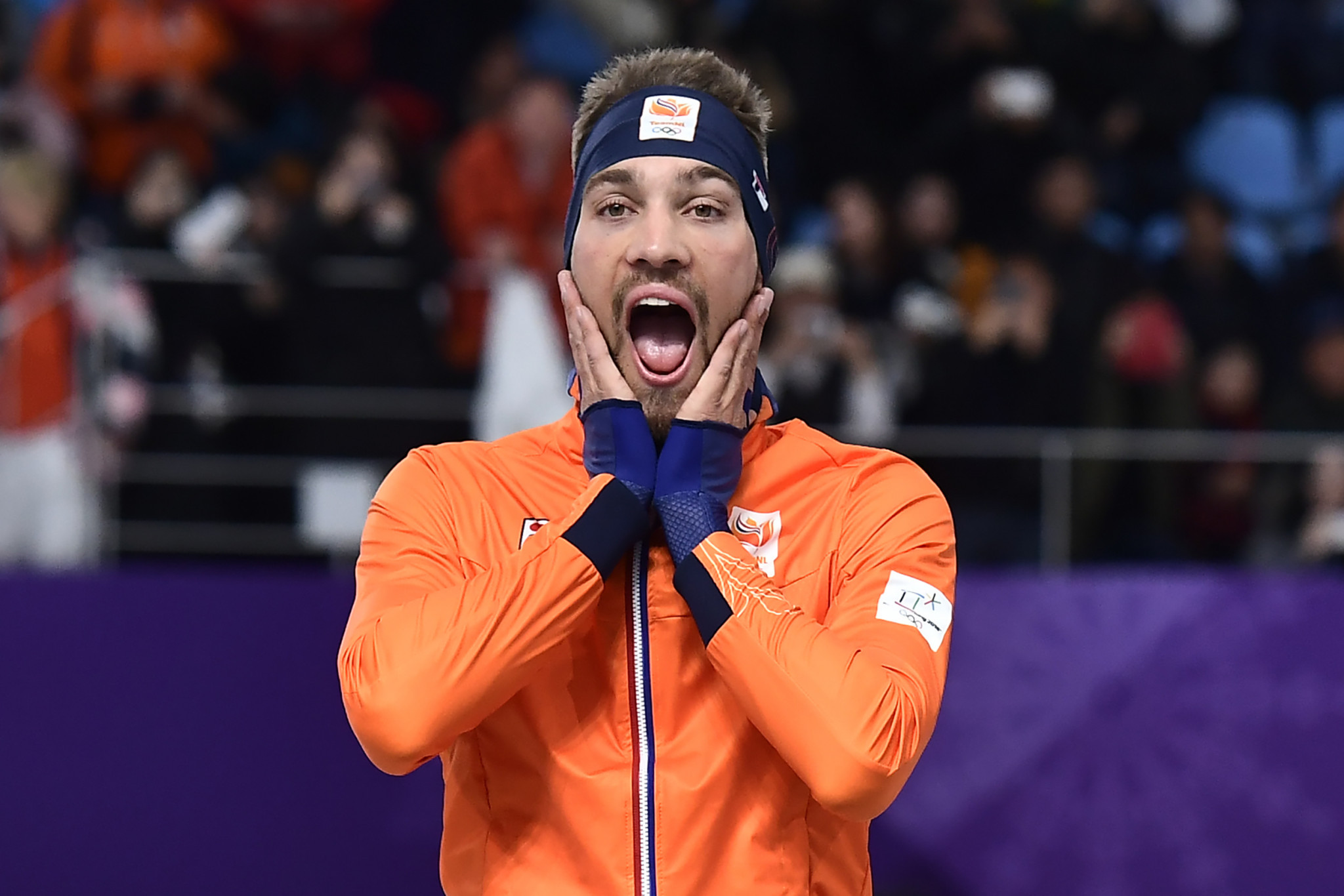 Dutch hosts impress on final day of ISU Speed Skating World Cup in Heerenveen